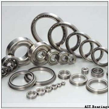 AST 7015AC angular contact ball bearings