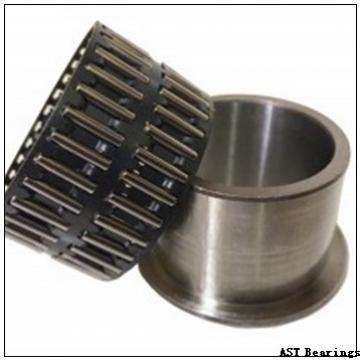 AST 71820AC angular contact ball bearings