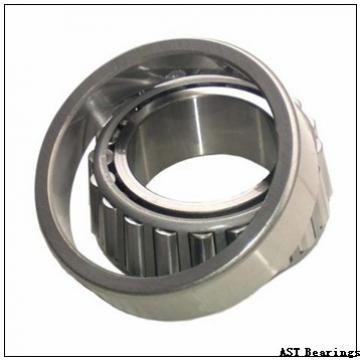 AST GE20ET-2RS plain bearings