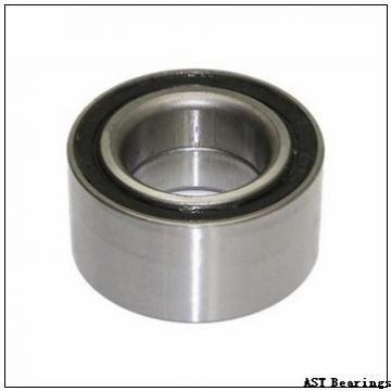 AST SFR1-4ZZ deep groove ball bearings