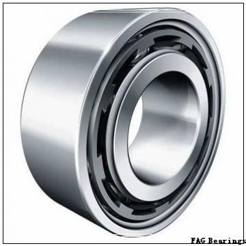 190 mm x 320 mm x 128 mm  FAG 24138-E1-2VSR spherical roller bearings